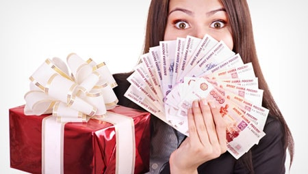 Стоимость новогодних подарков для детей страховые взносы